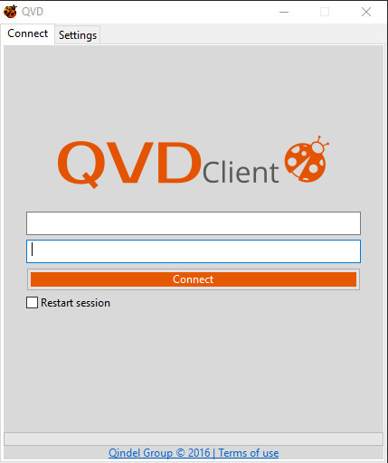 Administration Manual 4 0 - QVD: The Linux VDI platform