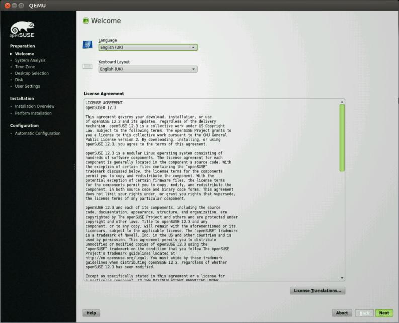 Disk Image Creation - QVD: The Linux VDI platform