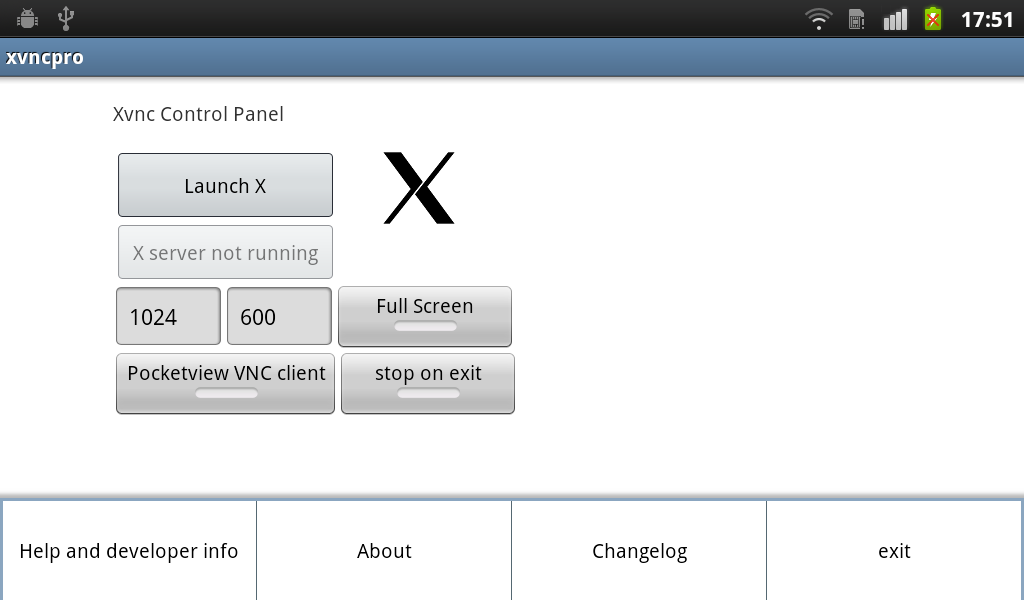 Xvnc Pro User Manual - QVD: The Linux VDI platform